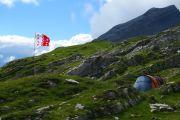 Camp 2010 à la Chaux d'Einzon
