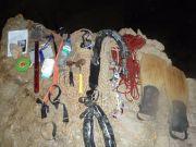 Solde l'équipement à la base des puits (15.10.2010)