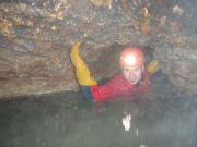 Cédric au célèbre passage du plongeur