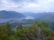 Vue sur toute la Suisse