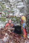Grotte du Pichoux: L'entrée