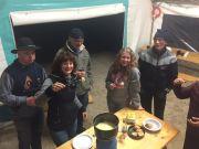 La fondue Guenot, qui ne fait pas sourire tout le monde...