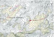 Carte de terrain et CE22