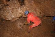 Etat du creusage en octobre 2008 (F.Colombi)